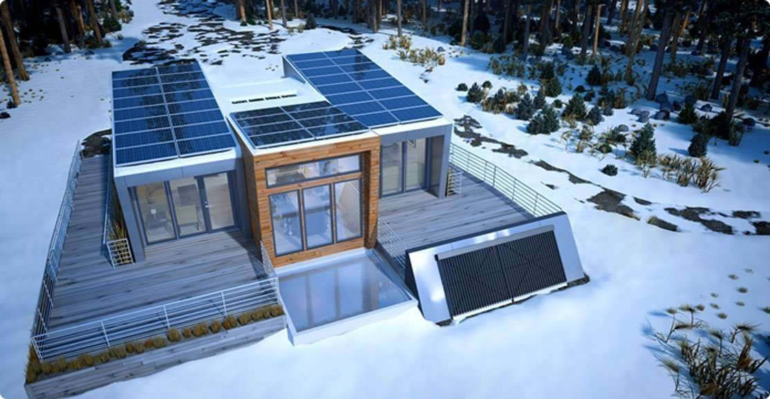 How Do Solar Panels Work in Winter?