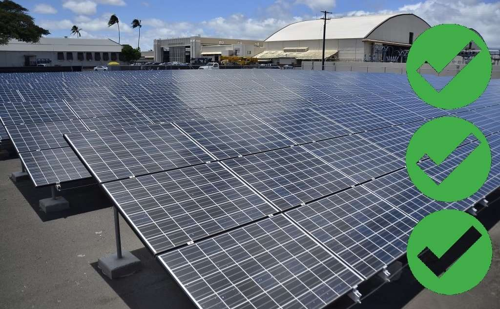 solar energy goals