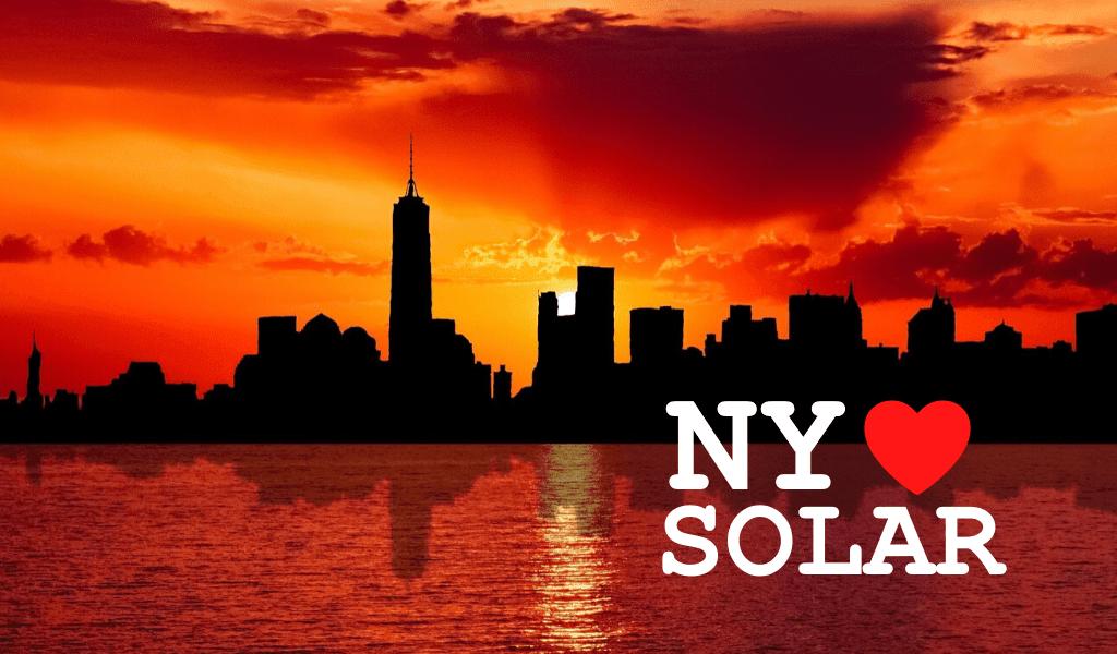 NY Solar Incentives and Rebates