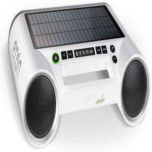Eton Rukus Portable Bluetooth Solar Powered Wireless Speaker System