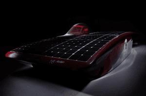 Rutgers Soalr Car