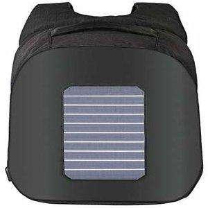 FARAZ Solar-powered backpack