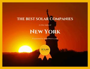 Best solar companies in New York