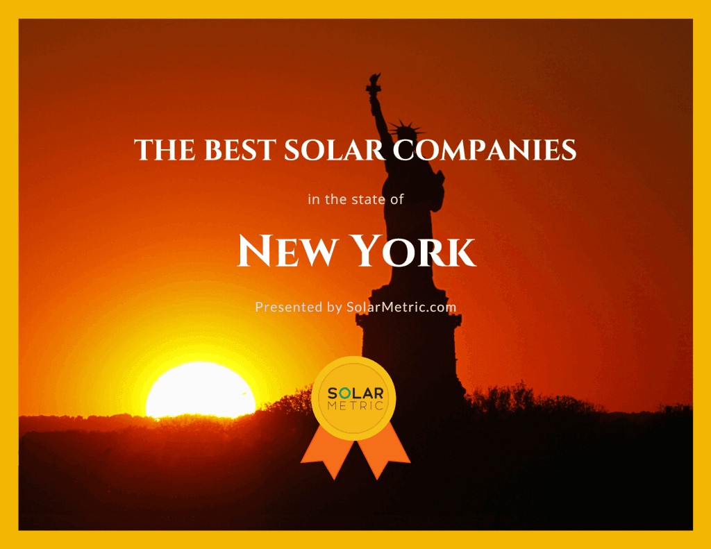 Best solar companies in New York