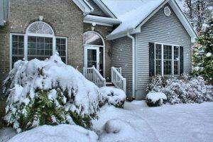 Winterized home