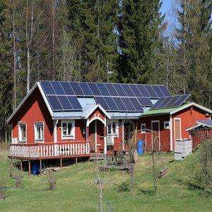 solar technology in use