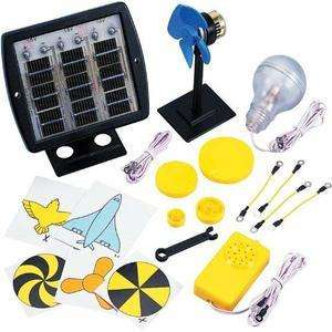 Elenco Deluxe Solar Educational Kit
