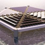 Innovative solar project