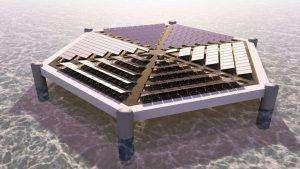 Innovative solar project