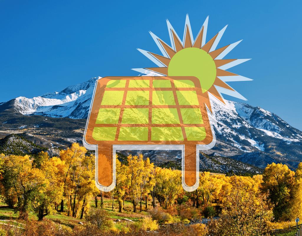 Colarado solar incentives and solar rebates