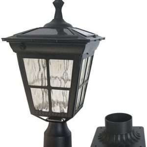 Kemeco Solar Post Light