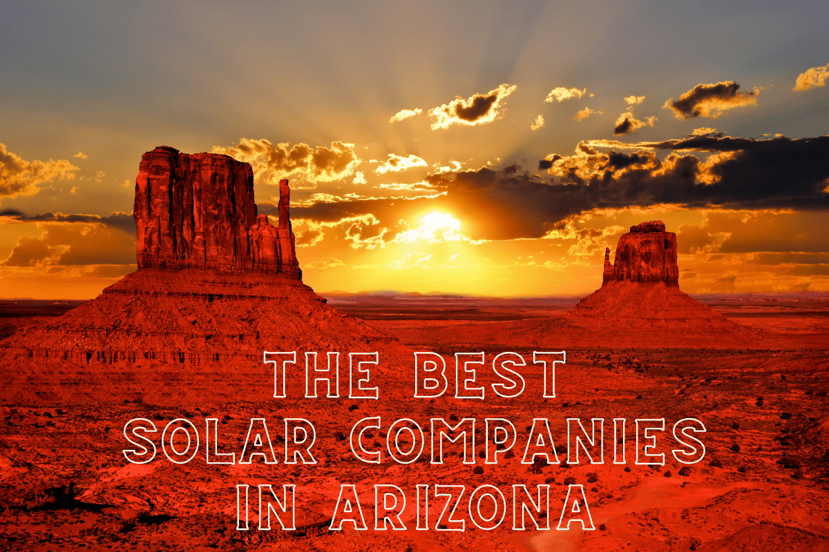 the best solar companies in arizona