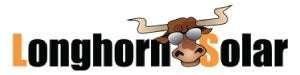 longhorn solar texas