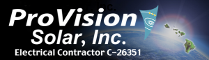 pro vision solar hawaii