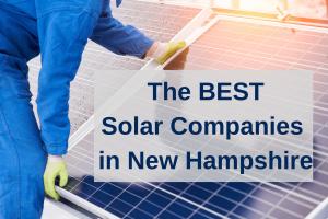 Best Solar Companies New Hampshire
