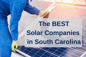 Best Solar Companies SC