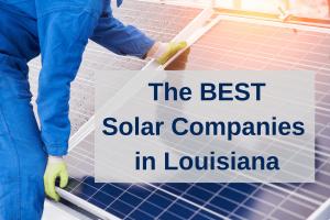 best solar companies in LA