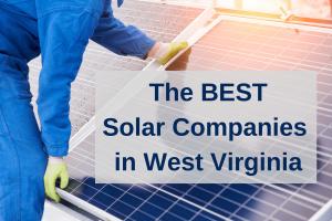 Best solar companies in WV