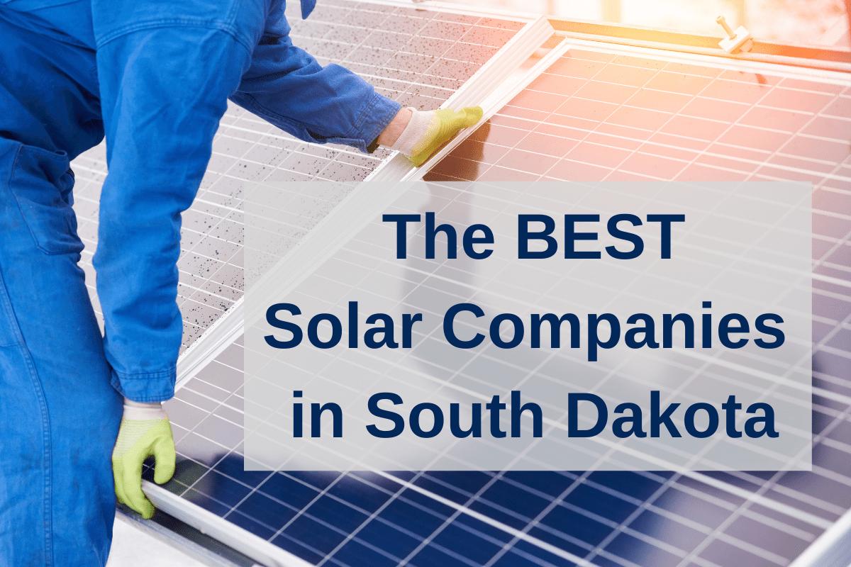 best solar companies in sd