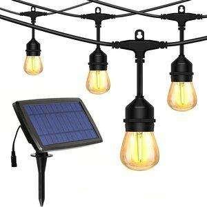 Lijun Solar String Lights