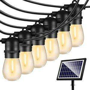 Sunapex solar string lights